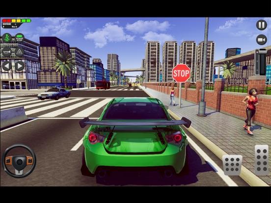 市 車 運転 学校 sim 3dのおすすめ画像6