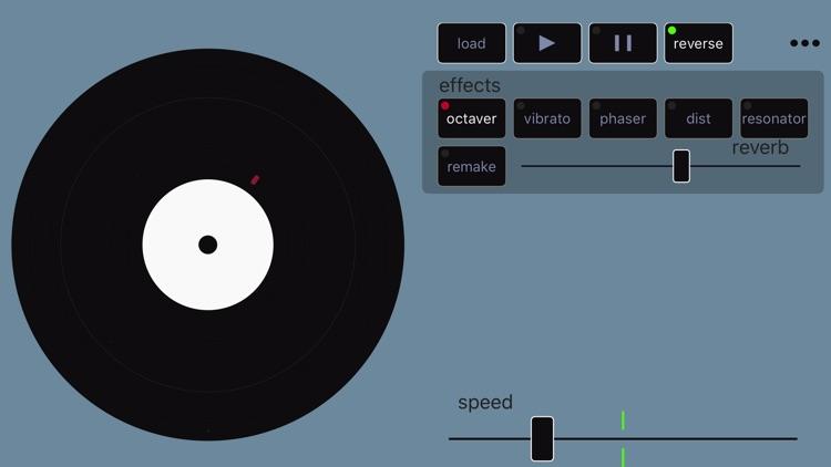 Flexi Player Turntable mashup screenshot-3