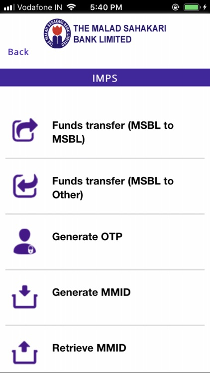 Malad Bank Mobile Banking screenshot-6