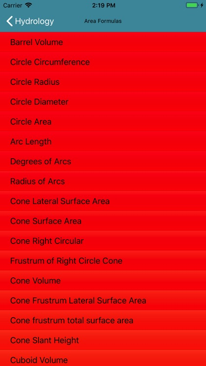 Hydrology Formulator screenshot-4