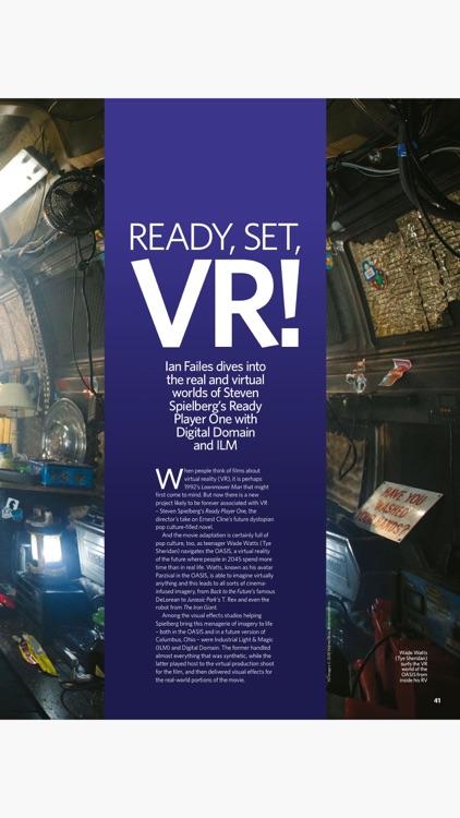 3D Artist Magazine: CG skills screenshot-4