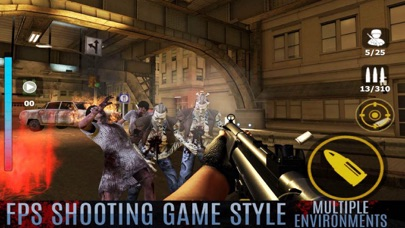 Zombie Killer: Last WORLD 2 screenshot two