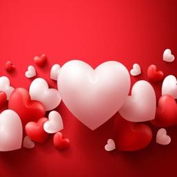 Love Valentine's Days Sticker