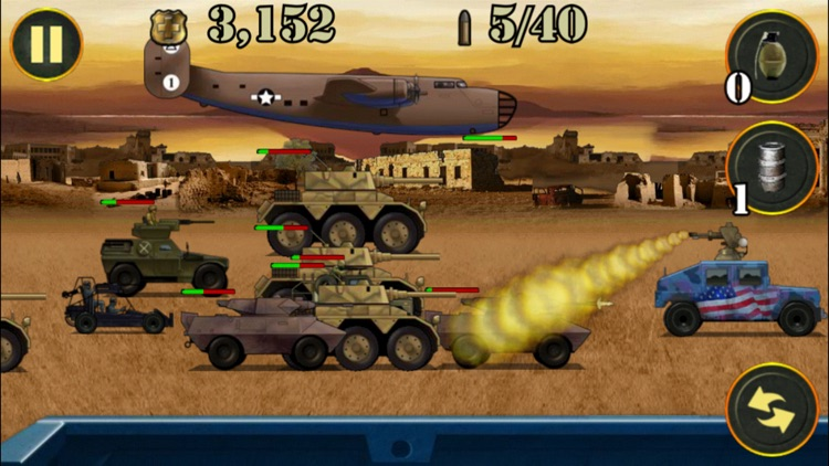 Shooting Game Warzone screenshot-4