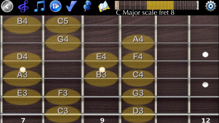 Guitar Scales & Chords Pro screenshot-5