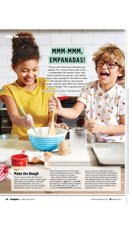 FamilyFun Magazine screenshot-3