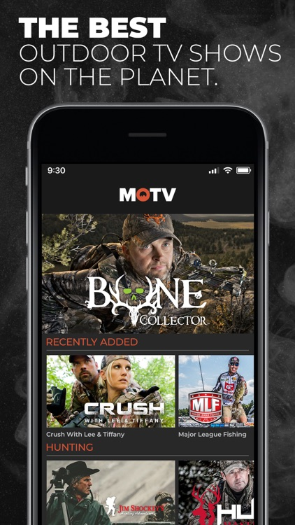 MyOutdoorTV: Hunt, Fish, Shoot screenshot-0