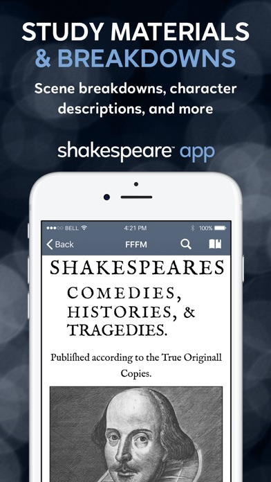 Shakespeare screenshot two