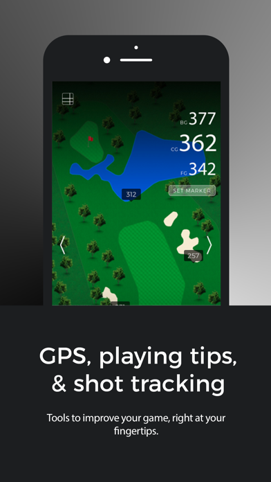 Cherry Island Golf Course screenshot 3