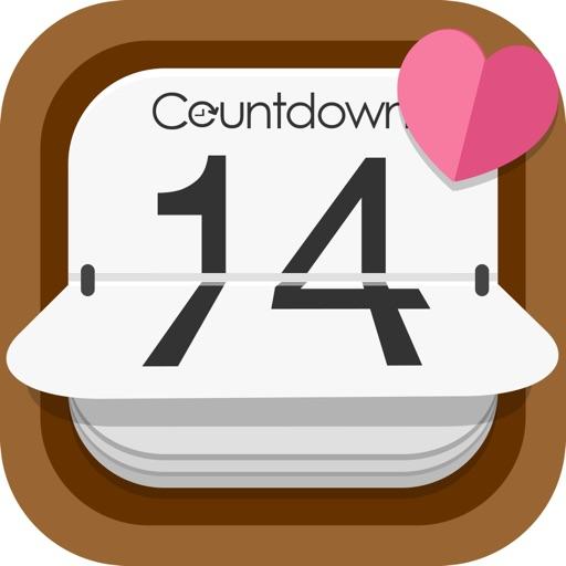 Wedding Countdown for Big Day
