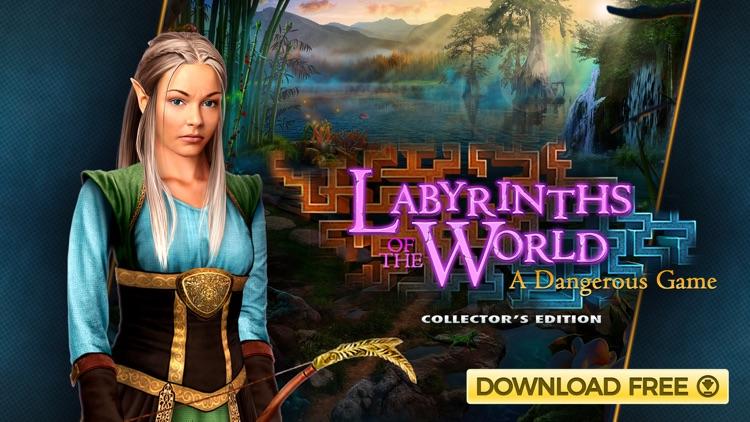 Labyrinths of World: Dangerous screenshot-4