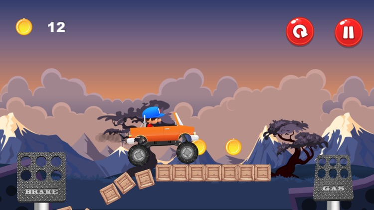 Dirt Offroad Racing: Adventure screenshot-4
