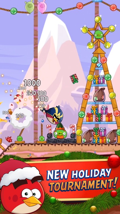 Angry Birds Friends screenshot-1
