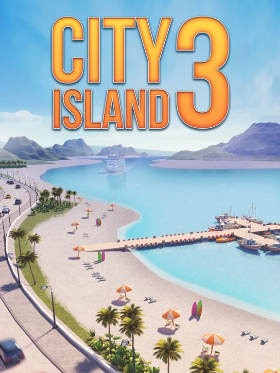 City Island 3: Building Sim на iPad