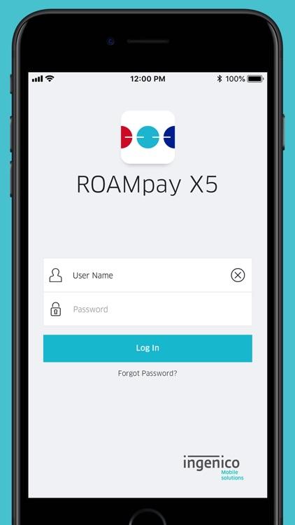 ROAMpay™ X5
