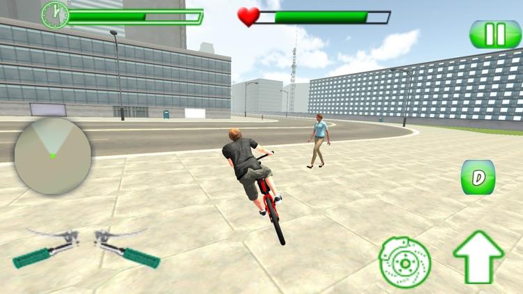 Hero Bicycle Race - FreeStyle BMX Stunt Man