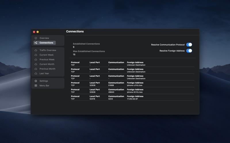 NetWorker Screenshots