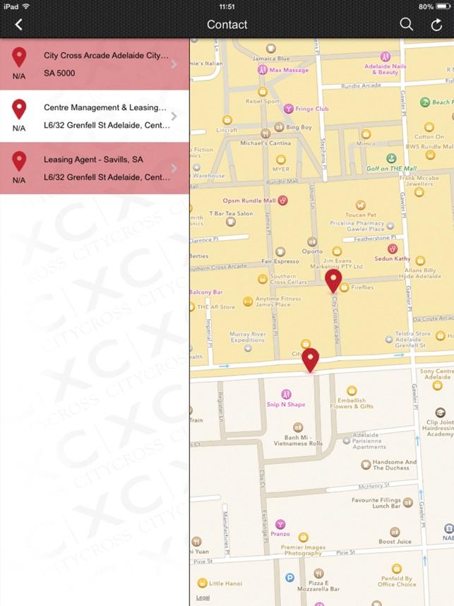 City Cross On The App Store