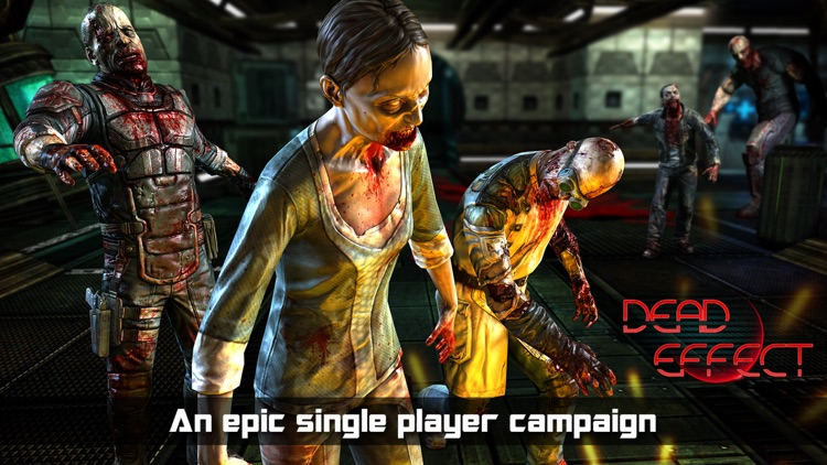 Dead Effect: Space Zombie RPG by Dualcarbon