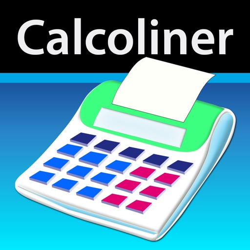 Calcoliner - The desktop paper tape calculator