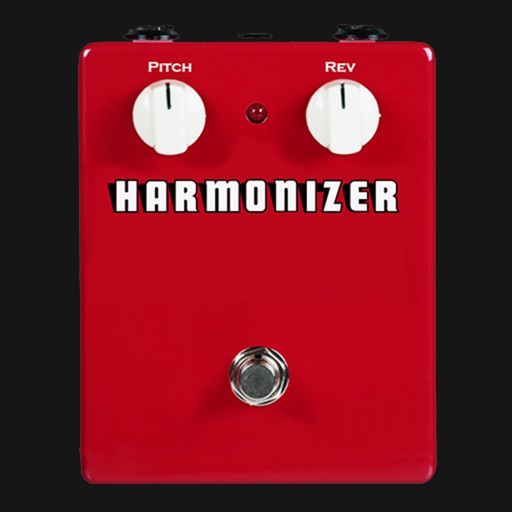 Harmonizer audio effect