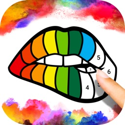 Paint Number Coloring