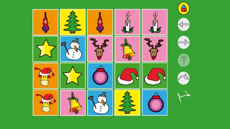 Bo's Matching Game Christmas screenshot-3