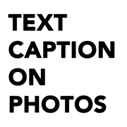 Text Caption On Photos- Word Art, Swag Font App