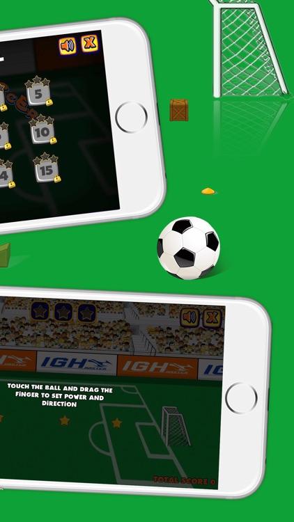 世界足球-精准射门闯关游戏 screenshot-3