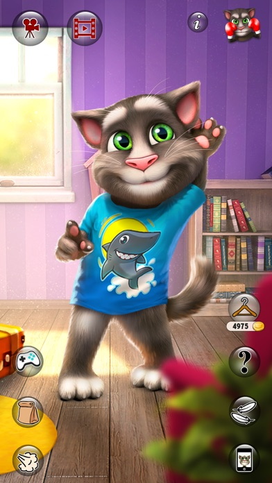Talking Tom Cat 2 Screenshot 1