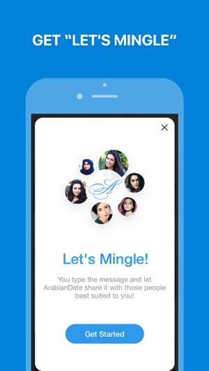 Arabiandate app