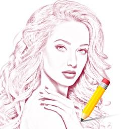 Sketch Me Photo Sketch