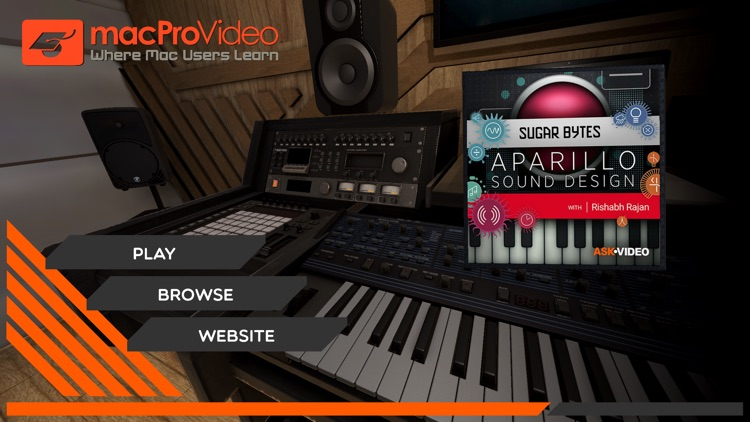 Aparillo Sound Design Course screenshot-0