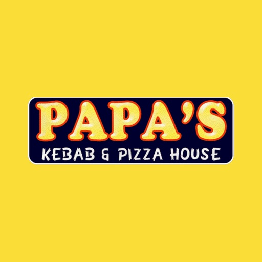 Papas Kebab and Pizza