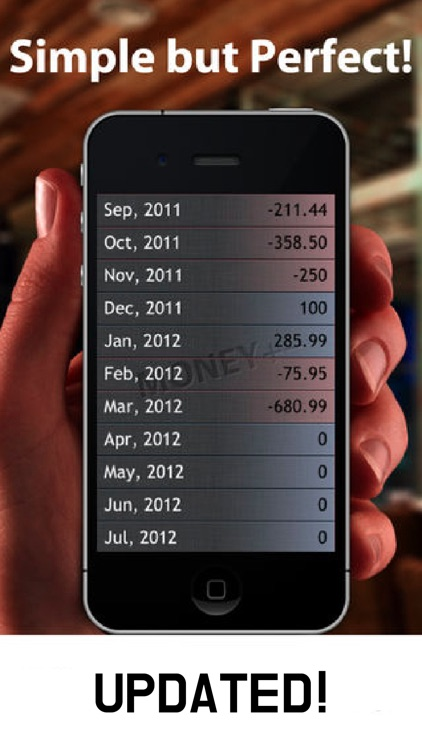 M-Story (iCloud Money History)