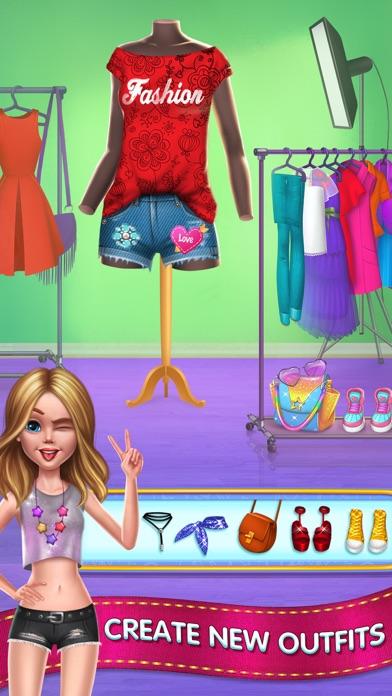 Fashion School Girl screenshot 2