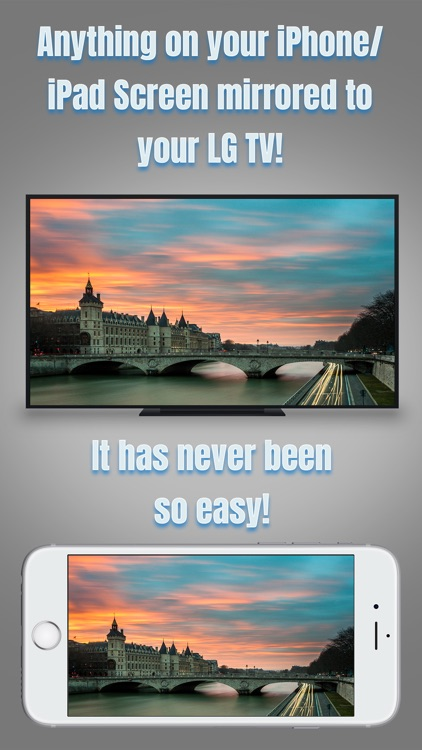 Air Mirror for LG TV
