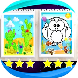 Doodle Stickers Colorful Pro