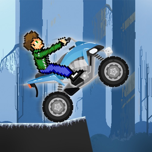 QuadBike: Jungle Rush Racing iOS App