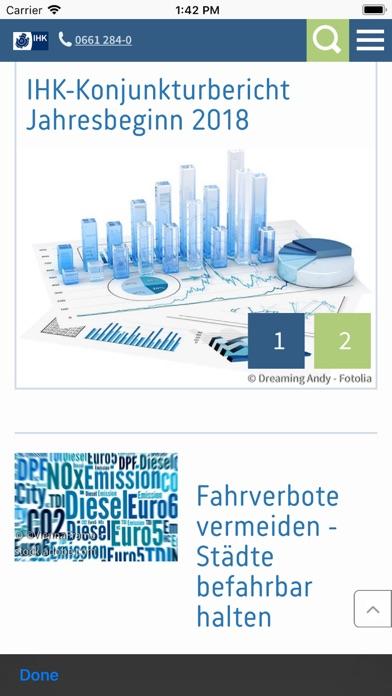 IHK-Magazin FuldaScreenshot von 3