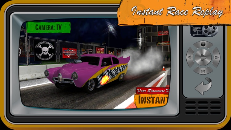 Door Slammers 2 Drag Racing screenshot-2