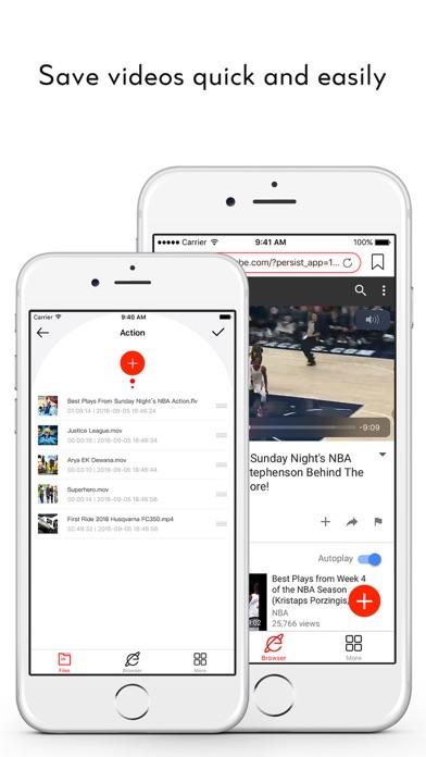 Screenshot for Video Saver - Save Videos in Sri Lanka App Store