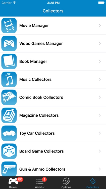 Video Games Manager Database screenshot-4