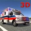 911 レスキュー 救急車 シミュレータ