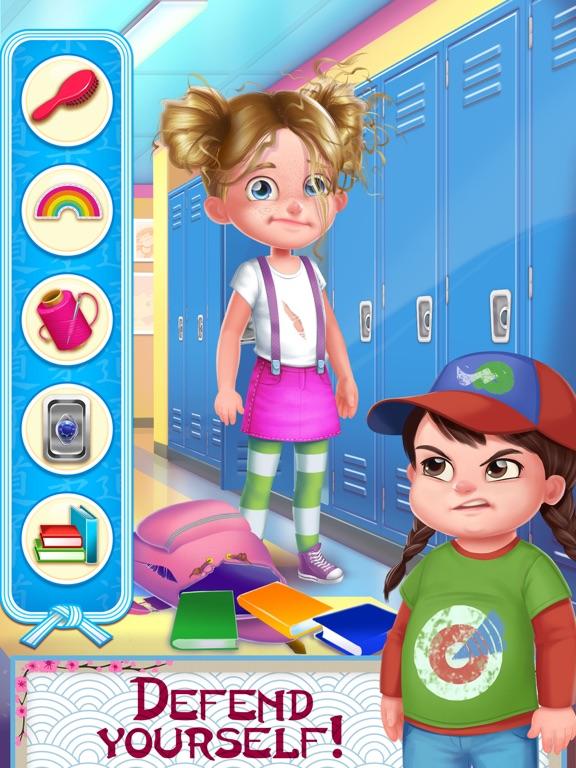 Karate Girl vs. School Bully screenshot 9