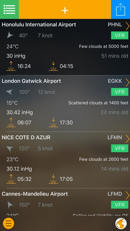 Easy Aviation Weather