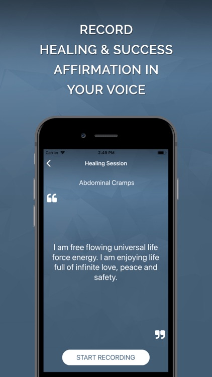 HEAL MY LIFE Sound Meditation screenshot-7