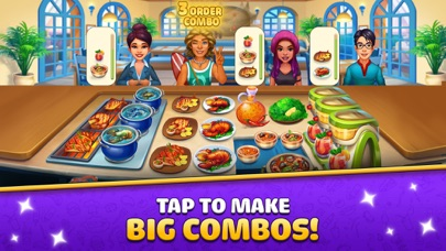 Cook It!™ - Food Cooking Chef Screenshot 1