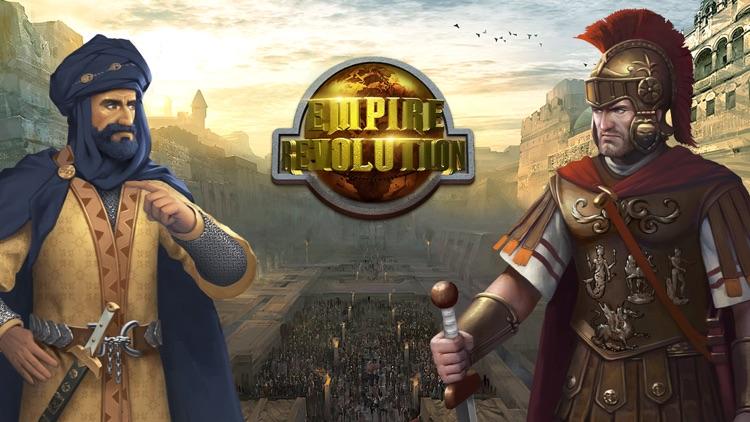 Empire Revolution: Online War! screenshot-0