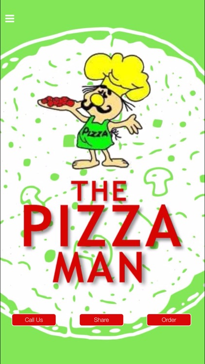 The Pizza Man By Nathan Williams